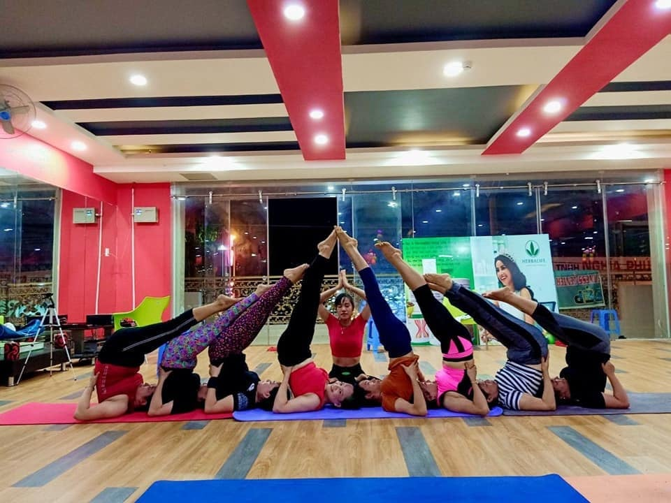 Đẹp Fitness & Yoga Way